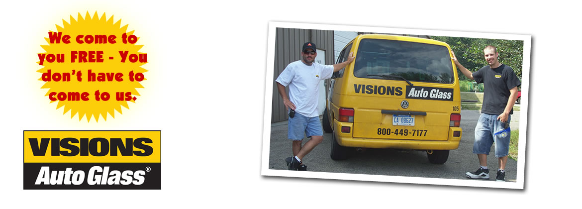 Expert Car Windshied Repair And Replacement Visions Auto Glass